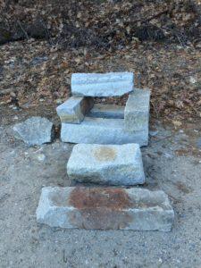 stonechair